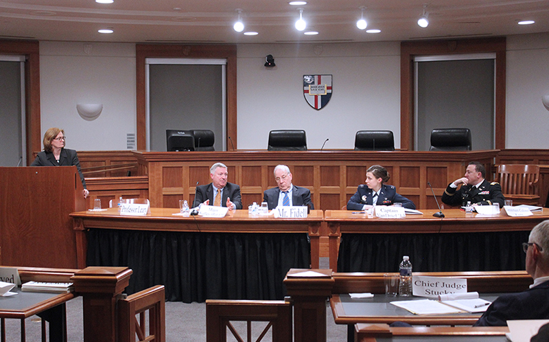 Law Review Symposium Panel Two