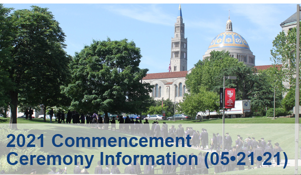 2021 Commencement Information