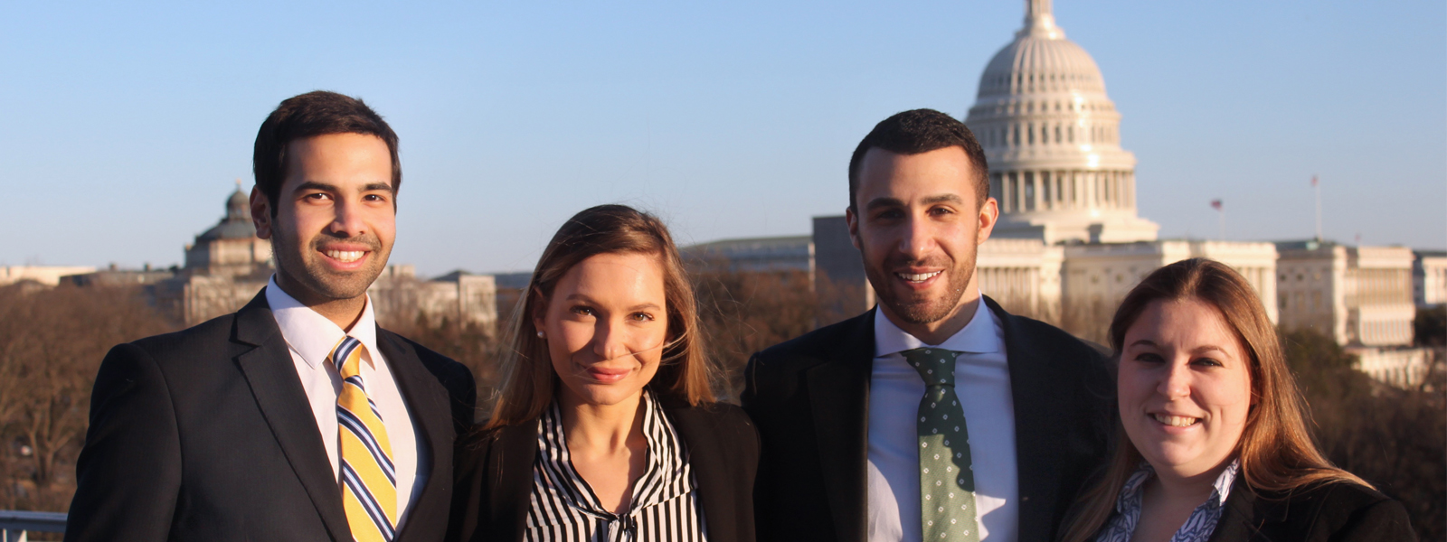 law students in Washington, DC