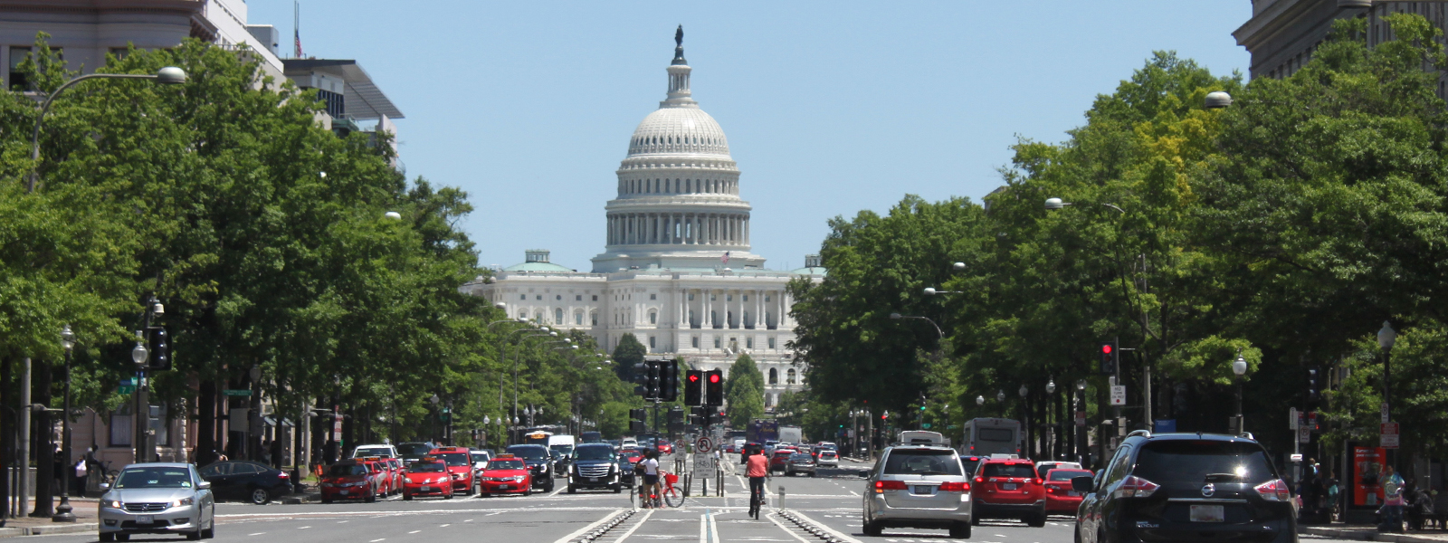 United States Capitol in Washington, DC