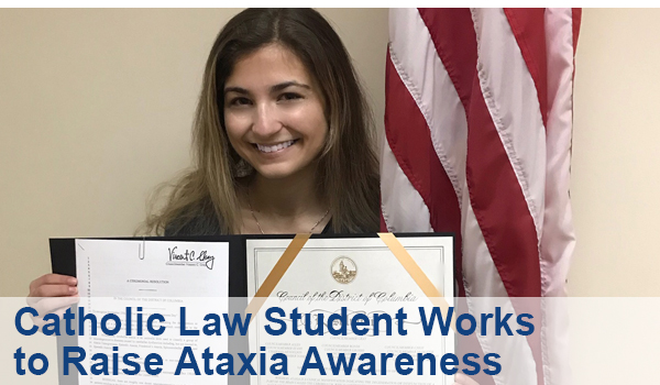 Ataxia Awareness Day in DC